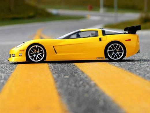 HPI Racing H17503 1:10 Karosserie Chevrolet Corvette C6 Unlackiert, nicht ausgeschnitten