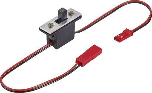 Standard Ein-/Aus-Schalterkabel [1x BEC-Stecker - 1x BEC-Buchse] 0.14 mm² Modelcraft