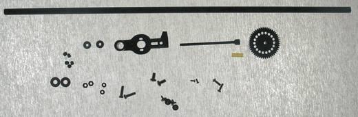 Heckrohr mit Heckrotor-Mechanik
