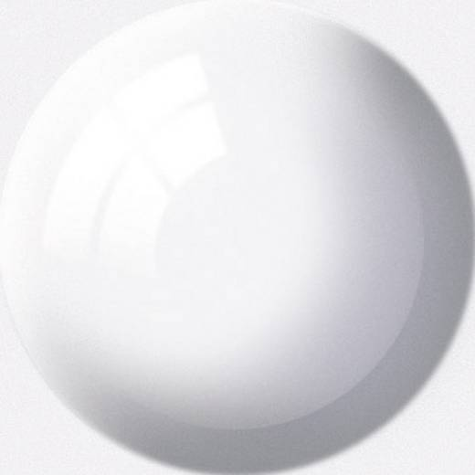 Silber farbe ral  Revell 36104 Aqua-Farbe Weiß (glänzend) Farbcode: 04 RAL-Farbcode ...