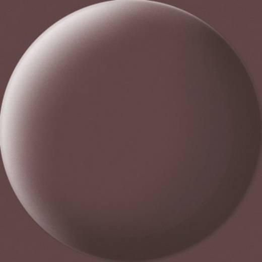 Revell 36184 Aqua-Farbe Leder-Braun (matt) Farbcode: 84 RAL-Farbcode: 8027 Dose 18 ml