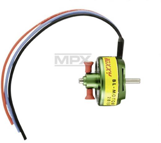 Flugmodell Brushless Elektromotor ROXXY BL Outrunner 2815 7-9 V kV (U/min pro Volt): 1100