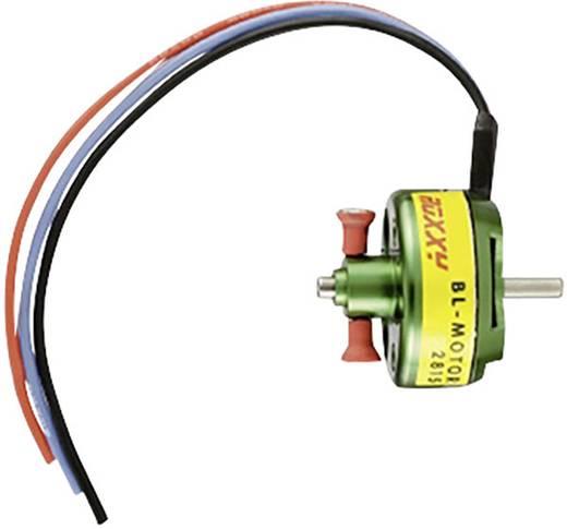 Flugmodell Brushless Elektromotor BL Outrunner 2815 7-9 V ROXXY kV (U/min pro Volt): 1100
