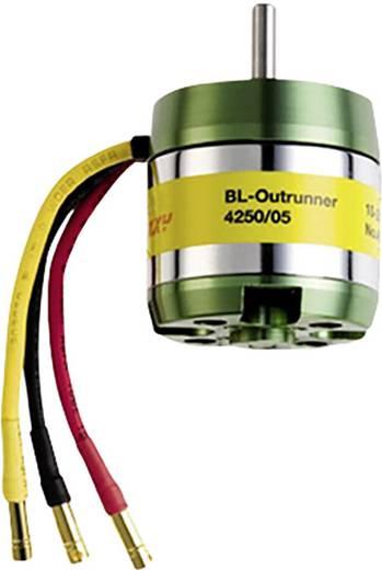 Flugmodell Brushless Elektromotor BL Outrunner 4250-07 10-20 V ROXXY kV (U/min pro Volt): 720