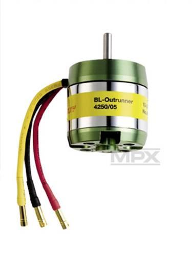 Flugmodell Brushless Elektromotor ROXXY BL Outrunner 4250-07 10-20 V kV (U/min pro Volt): 720