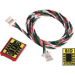 Programovatelný BID Chip s kabelem pro nabíječky Robbe řady Power Peak, Multiplex 308473 - 308473 Power Peak BID-Chip s kabelem 300mm