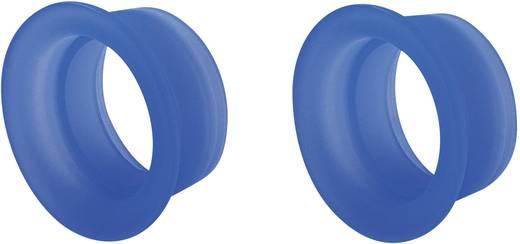 Silikon-Krümmerdichtung (Ø) 23 mm Blau Reely Passend für: 3,5 cm³ Nitromotoren 1 Paar