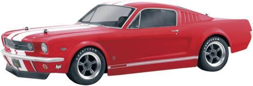 HPI Racing H17519 1:10 Karosserie Ford Mustang GT '66 Unlackiert, nicht ausgeschnitten