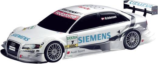 Reely 7105002 1:10 Karosserie Audi A4 DTM 06 Siemens 185 mm Lackiert, geschnitten, dekoriert