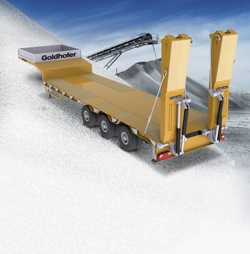 Carson Modellsport 907060 Goldhofer STN-L3 1:14 Satteltieflader