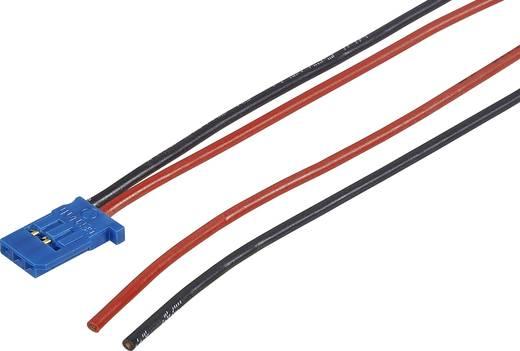 Akku Anschlusskabel [1x JR-Buchse - 1x offenes Ende] 300 mm 0.50 mm² Modelcraft