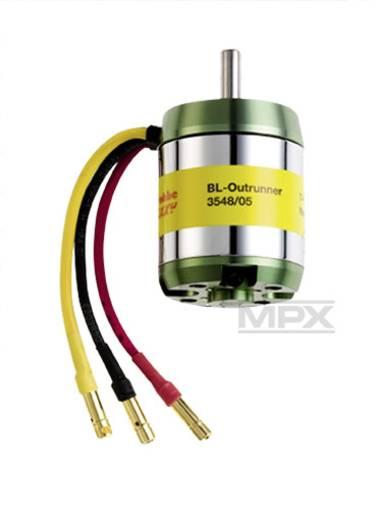Flugmodell Brushless Elektromotor BL Outrunner 3548-06 20-48 V ROXXY kV (U/min pro Volt): 700