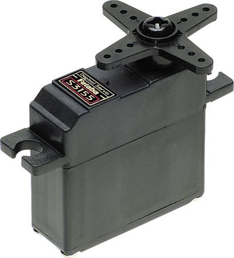 Futaba Mini-Servo S 3155 Digital-Servo Getriebe-Material: Teil-Metall Stecksystem: Futaba