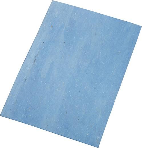 Dichtungsmaterial (L x B x H) 160 x 115 x 1 mm Blau Reely Passend für: Universal 1 St.