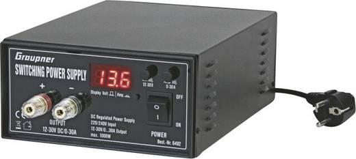 Modellbau-Netzteil regelbar Graupner Switching Power Supply 230 V/AC 30 A 800 W
