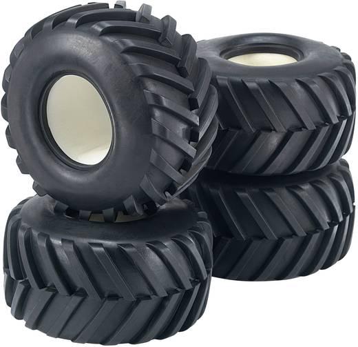 Reely 1:10 Monstertruck Reifen Traktor 4 St.