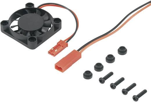 Ventilator für Kühlkörper Ventilatorposition: Flexibel Passend für Modellbau-Motor: 540er Elektromotor Reely Schwarz