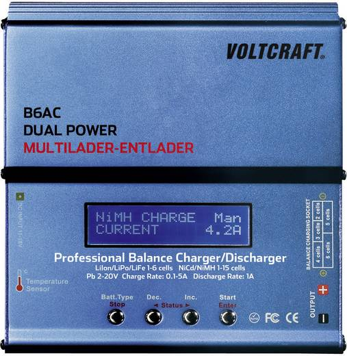 Multilader-Entlader B6 Dual Power