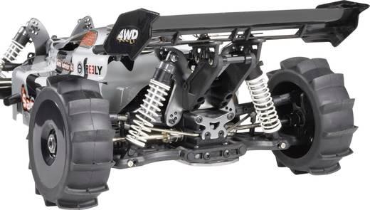 Reely Buggy Kompletträder Sand Disk Schwarz 2 St.