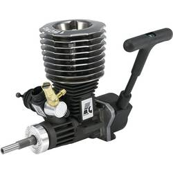 Spalovací motor Force Engine 15 CNC, 2,49 cm3, 1,1 kW