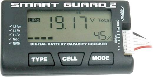 Battery Checker T2M Smart Guard 2 Stecksystem: EH, XH