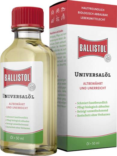 Ballistol 21015 Universalöl 50 ml