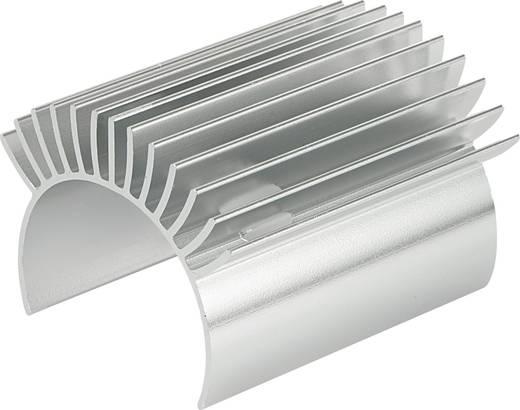 Motor-Kühlkörper Passend für Modellbau-Motor: 540er Elektromotor Reely Silber