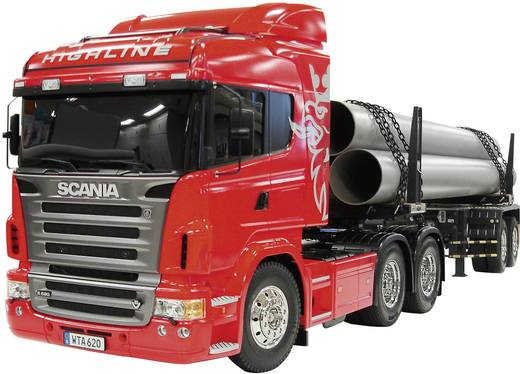 Tamiya 300056323 Scania R620 6x4 1:14 Elektro RC Modell-LKW Bausatz