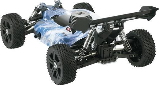 Reely 1:8 Buggy Kompletträder Spike 5-Speichen Schwarz 4 St.