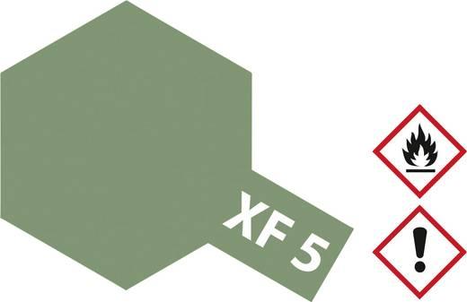 Tamiya 81305 Acrylfarbe Grün (matt) Farbcode: XF-5 Glasbehälter 23 ml