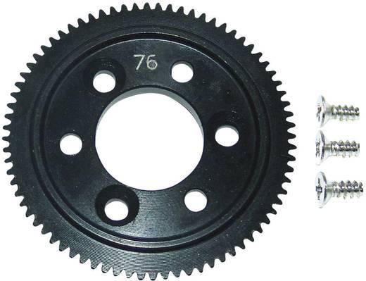 Tuningteil Reely EL0761S Stahl Hauptzahnrad 76 Zähne
