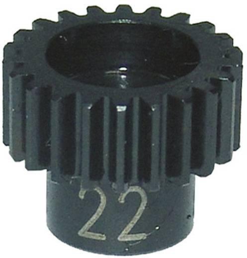 Tuningteil Reely EL0221S Stahl-Motorritzel 22 Zähne Modul 48DP