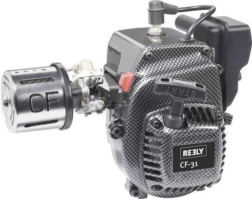 1:5, 1:6 Aluminium Tuning-Luftfilter Titanium Reely CF-Serie