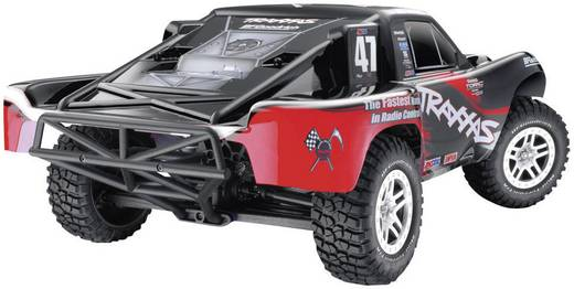 Traxxas Slash Brushless 1:10 RC Modellauto Elektro Truggy Allradantrieb RtR 2,4 GHz