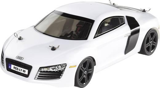 Reely 210113PR 1:10 Karosserie Audi R8 Lackiert, geschnitten, dekoriert