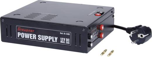 Modellbau-Netzteil Graupner Ultra Duo PLus 45 100 V/AC, 240 V/AC 25 A 300 W