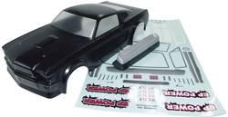 Karoserie RC modelu Reely Mustang Hot Rod, 1:10, černý