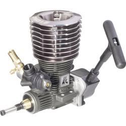 Spalovací motor letadla Force Engine 21 CNC, 3,46 cm3, 1,68 kW, boční výfuk