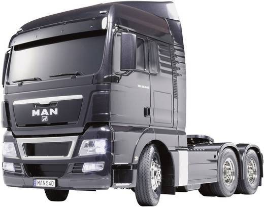 tamiya 300056325 man tgx 26 540 1 14 elektro rc modell lkw. Black Bedroom Furniture Sets. Home Design Ideas