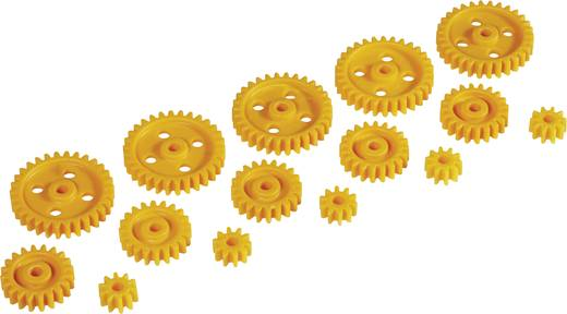 Reely Kunststoff Zahnradsortiment Modul-Typ: 1.0 Anzahl Zähne: 10, 20, 30 15 St.