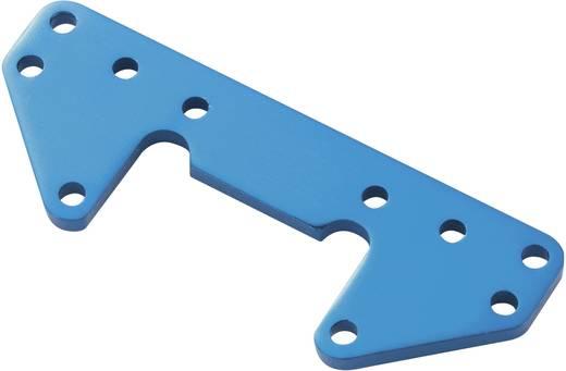 Ersatzteil Reely M2041 Alu-Dämpferbrücke Vorne Blau