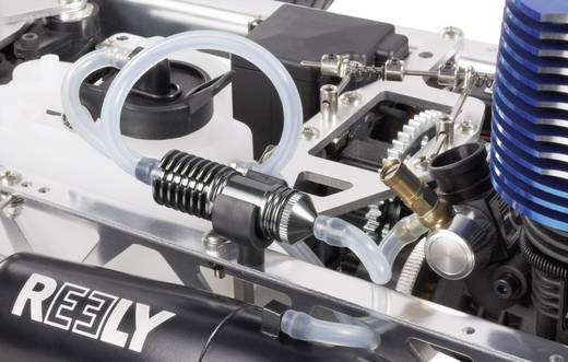 Reely Kraftstoff-Filter mit Kühlsystem Filtereinsatz: Sinter-Filter