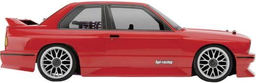 HPI Racing H17540 1:10 Karosserie BMW M3 E30 Unlackiert, nicht ausgeschnitten