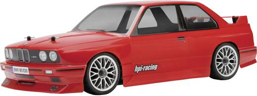 hpi racing h17540 1 10 karosserie bmw m3 e30 unlackiert. Black Bedroom Furniture Sets. Home Design Ideas