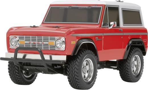 Tamiya Ford Bronco 1973 Brushed 1:10 RC Modellauto Elektro Crawler Allradantrieb Bausatz