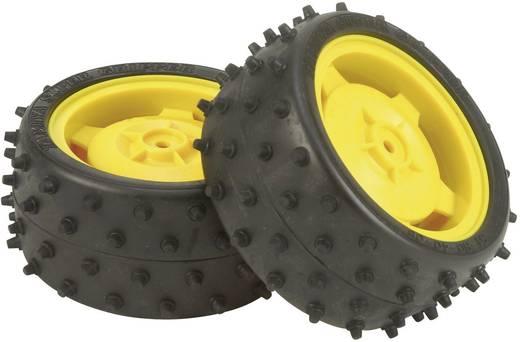 Ersatzteil Tamiya 309400239 Felgen & Reifen hinten