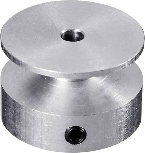 Aluminium Keilriemenscheibe Reely Bohrungs-Ø: 6 mm Durchmesser: 30 mm