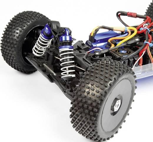 Carson Modellsport Destroyer Line BL 4S Brushless 1:8 RC Modellauto Elektro Buggy Allradantrieb RtR 2,4 GHz