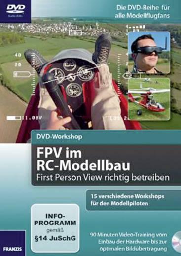 Buch Franzis Verlag DVD-Workshop: FPV im Modellbau richtig betreiben