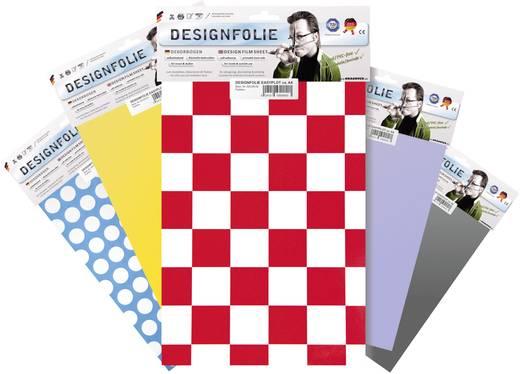 Designfolie Oracover Easyplot 50-027-B (L x B) 300 mm x 208 mm Perlmutt-Rot